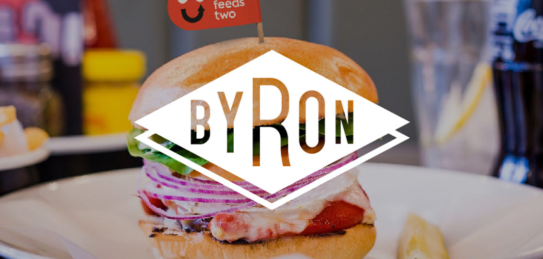 One feeds two sign Byron hamburgers as restaurant partner