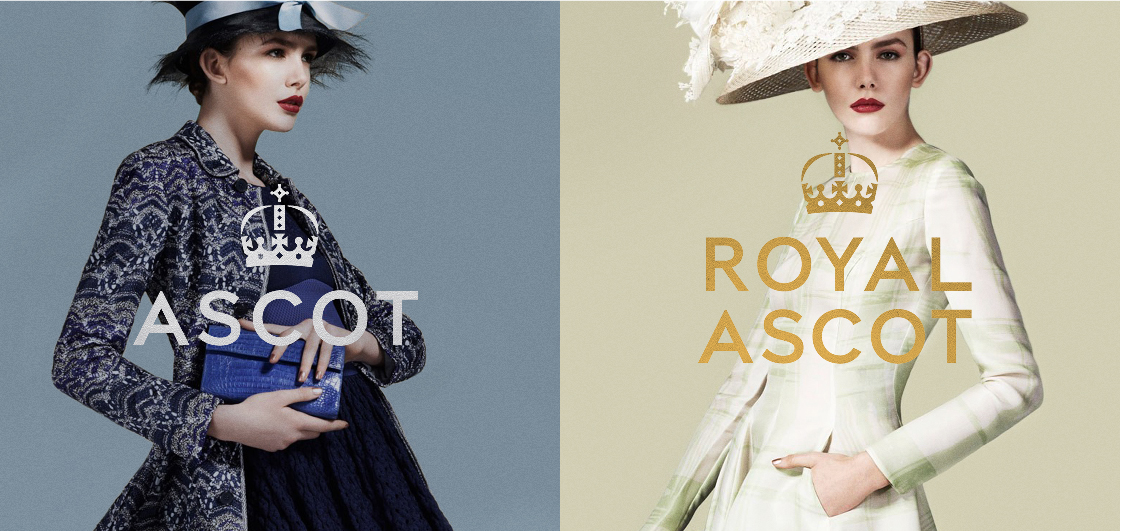 The Clearing creates new brand identity for Ascot