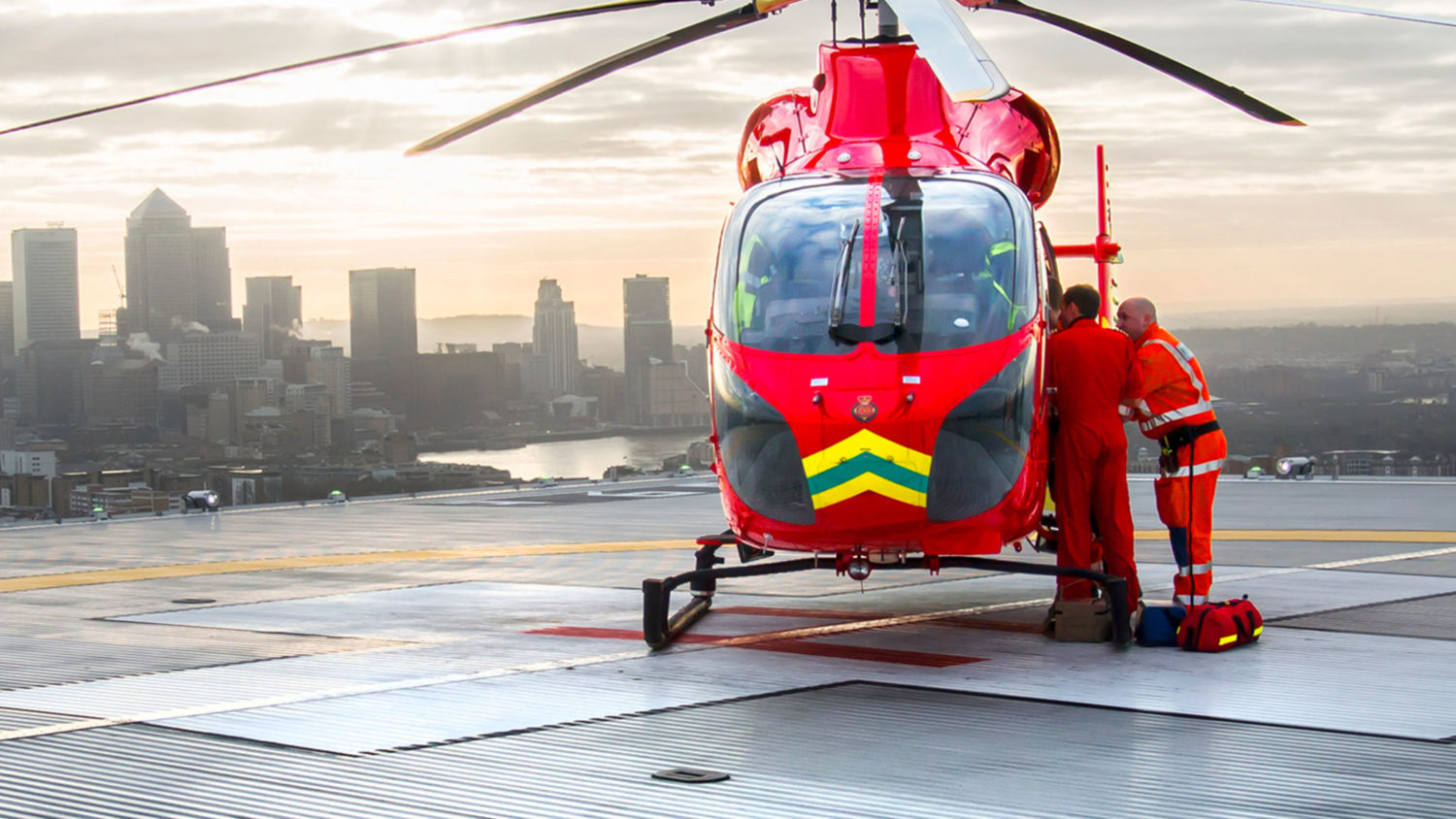 The Clearing win DBA Design Effectiveness Awards with One Feeds Two & London's Air Ambulance