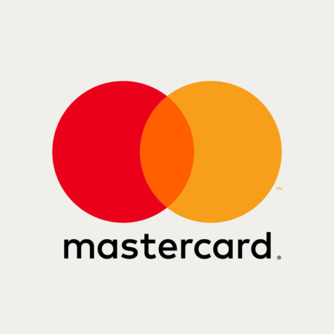 Mastercard drops name from logo