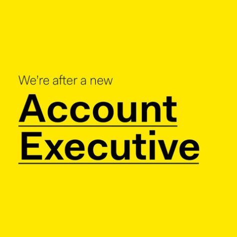 We're looking for an Account Executive